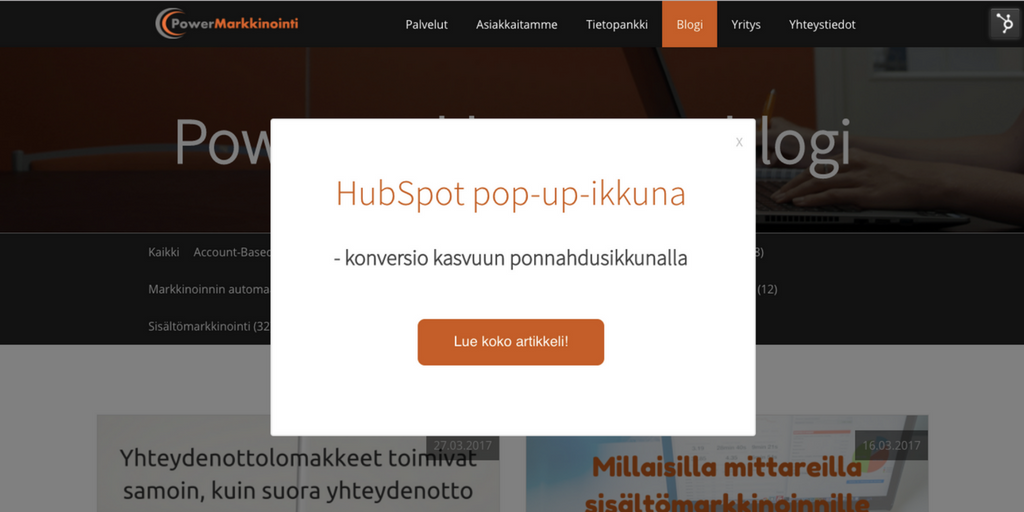 hubspot-pop-up-ponnahdusikkuna.png