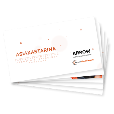 Arrow asiakastarina